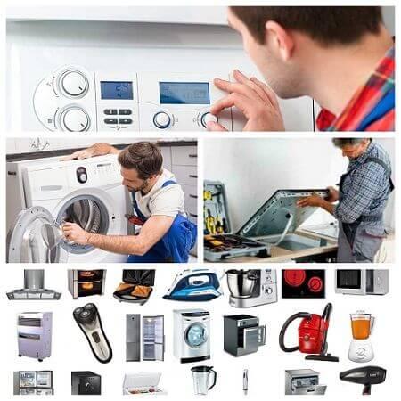 SAT en hornos con Reparación de Electrodomésticos Cabanillas del Campo